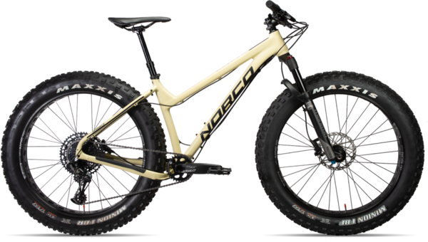 Norco Sasquatch 1 Suspension Color: Sand/Charcoal/Black