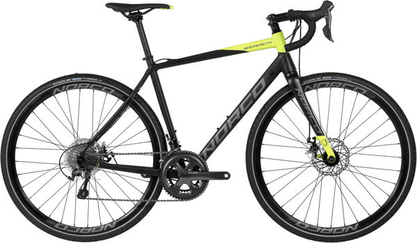 Norco Search A Tiagra Color: Yellow/Black