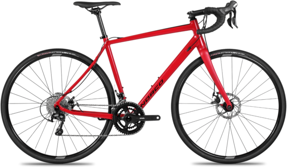 Norco Search A 105 Mech Color: Red