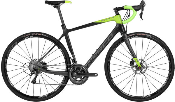 Norco Search C Ultegra Color: Green/Grey