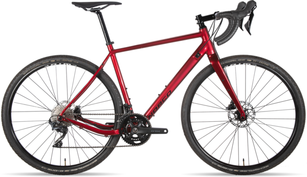Norco Search XR A1 Color: Red