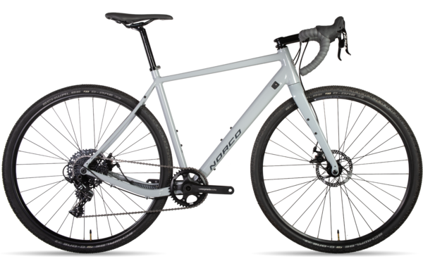 Norco Search XR Aluminum Apex 1 Color: Concrete Grey