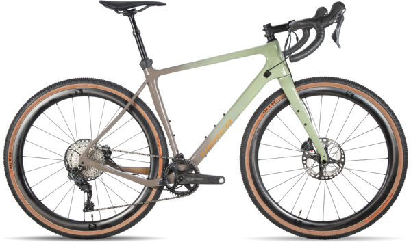 Norco Search XR C1 Color: Green/Grey