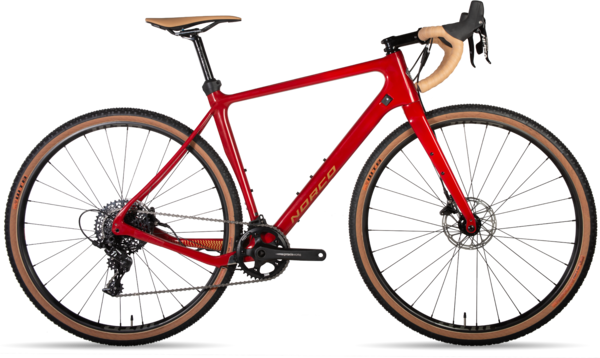 Norco Search XR Carbon Apex 1 Color: Red