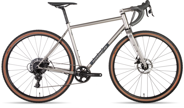 Norco Search XR Steel Apex 1 Color: Silver