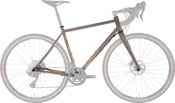Norco Search XR Steel Frame/Fork Color: Grey