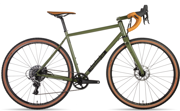 Norco Search XR Steel Rival 1 Color: Army Green