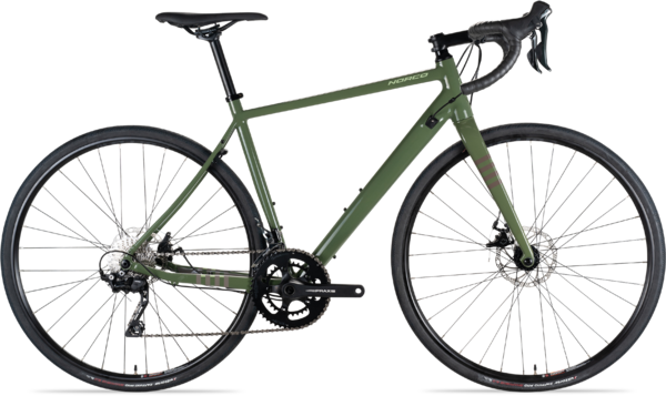 Norco Section A2 Color: Green/Green Grey