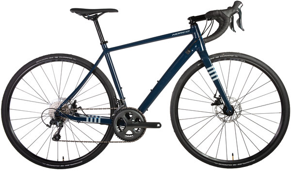 Norco Section Aluminum Tiagra Color: Navy/Concrete