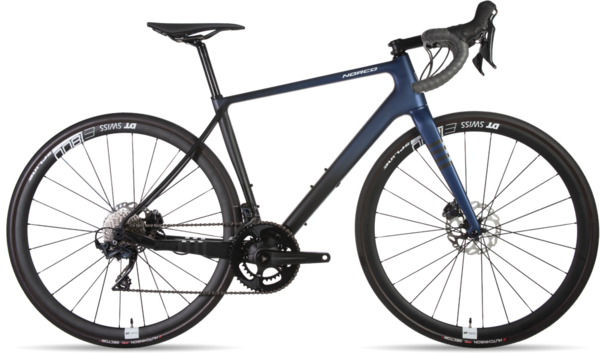 Norco Section Carbon Ultegra Color: Dark Blue Fade