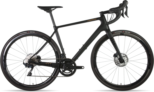 Norco Section Carbon Ultegra SL Color: Black/Copper