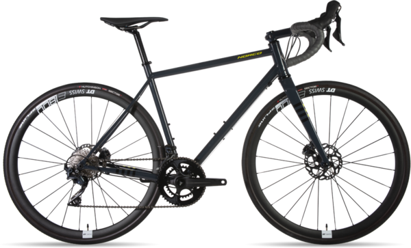 Norco Section Steel Ultegra Color: Charcoal