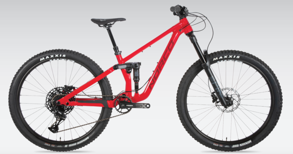 Norco Sight 27.5 Color: Red/Red