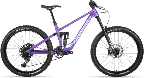 Norco Sight A2 Women's 27.5 Color: Violet/Silver
