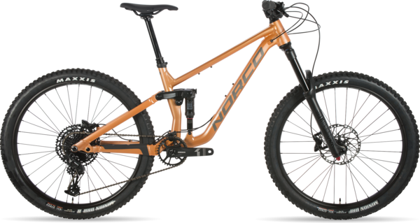 Norco Sight A3 Women's 27.5 Color: Cantaloupe/Charcoal
