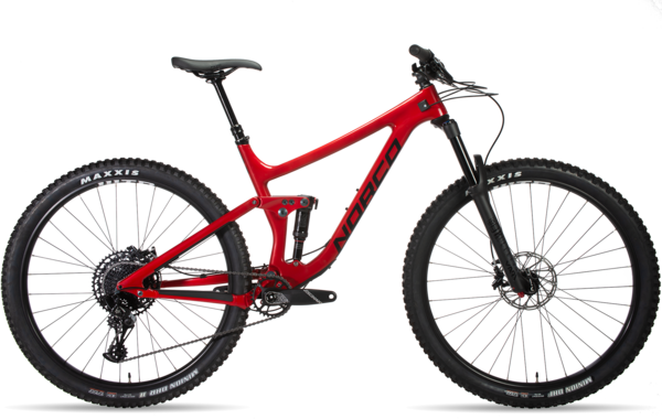 Norco Sight C3 Color: Red