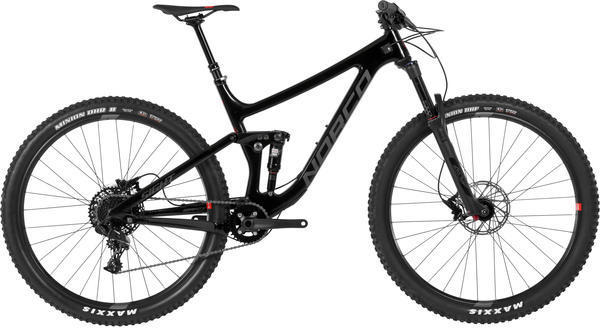 Norco Sight C9.3 Color: Charcoal/Grey/Red