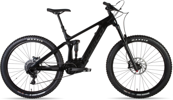 Norco Sight VLT 3 Color: Black/Charcoal