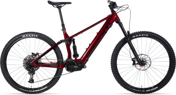 Norco Sight VLT A1 Color: Blood Red/Black
