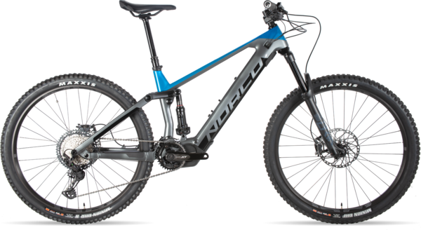 Norco Sight VLT C2 29 Color: Charcoal/Blue