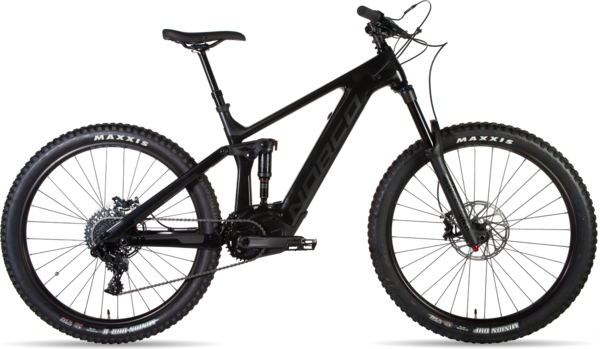 Norco Sight VLT C3 Color: Black