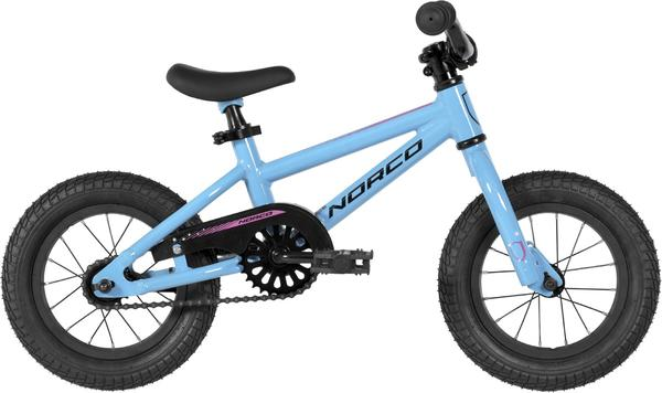 Norco Sparkle 14 Color: Cyan/Fuchsia/Black