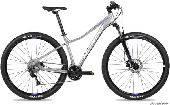 Norco Storm 2 Women's Color: Silver/Purple/White