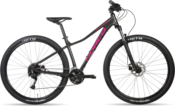 Norco Storm 2 Women's Color: Charcoal/Pink/Silver