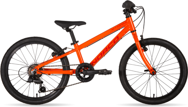 Norco Storm 2.3 Color: Orange