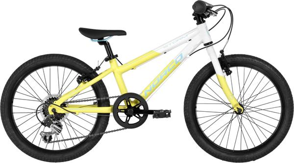 Norco Storm 2.3 Color: Yellow/White/Blue
