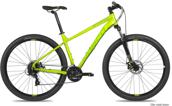 Norco Storm 3 Color: Green/Charcoal