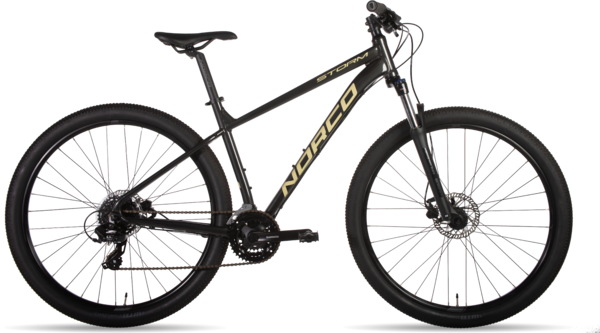 Norco Storm 3 Color: Charcoal/Sand/Black