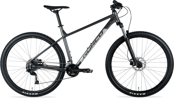 Norco Storm 3 Color: Charcoal/Silver