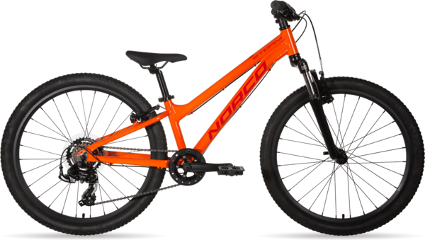 Norco Storm 4.2 Color: Orange