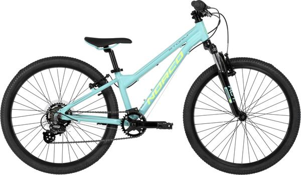 Norco Storm 4.2 Color: Seafoam/Yellow