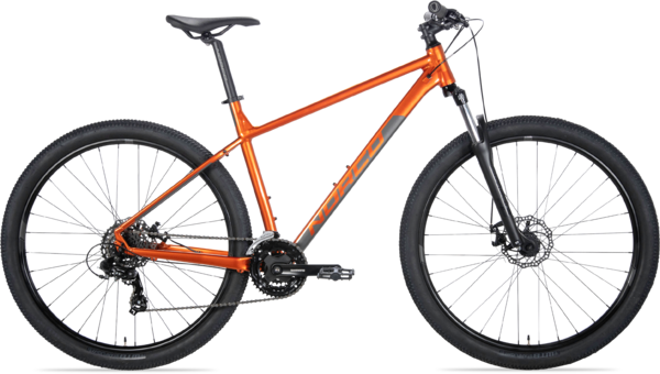 Norco Storm 5 Color: Orange/Charcoal