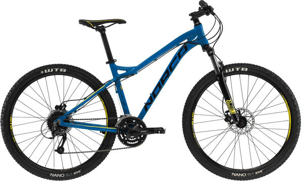 Norco Storm 7.1 Color: Blue/Yellow