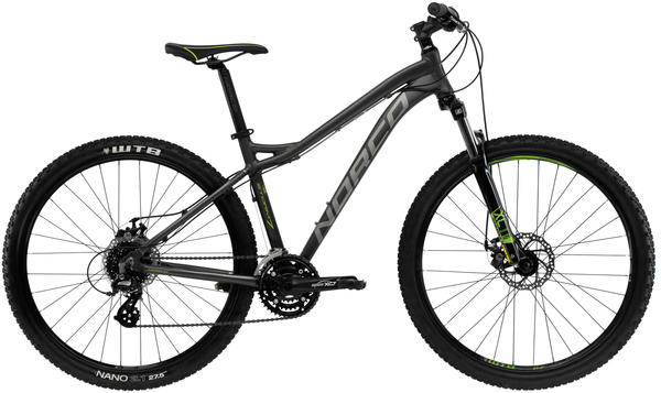 Norco Storm 7.2 Color: Grey/Green