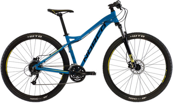 Norco Storm 9.1 Color: Blue/Yellow