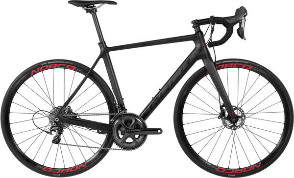 Norco Tactic SL Disc Ultegra RS505 Color: Black/Red