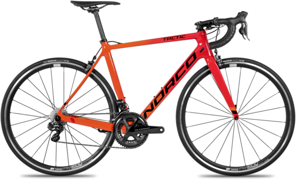 Norco Tactic Ultegra Di2 Color: Red