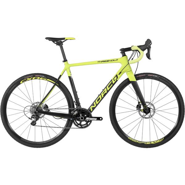 Norco Threshold C Ultegra Color: Citron/UD Carbon