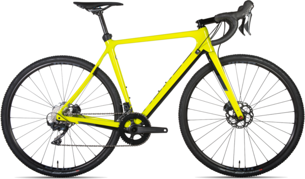 Norco Threshold Carbon Ultegra Color: Yellow/Black