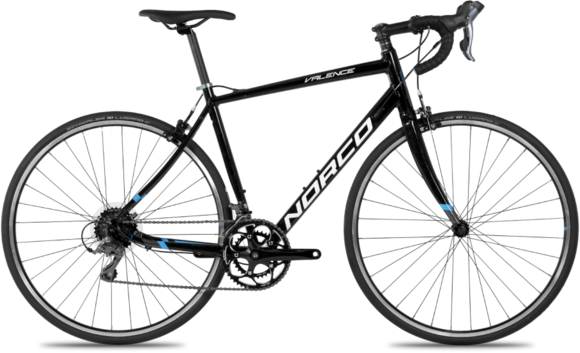 Norco Valence A Claris Color: Black/Blue