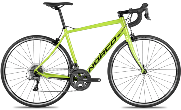 Norco Valence A Claris Color: Green