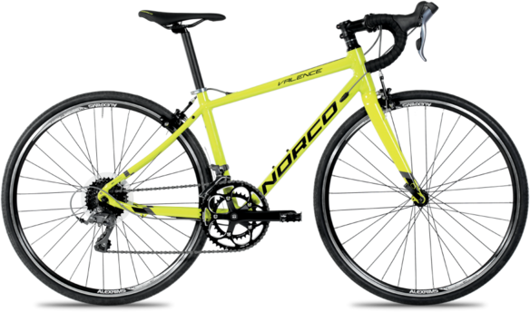 Norco Valence A Claris 650C Color: Citron