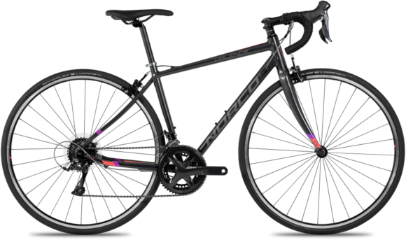 Norco Valence A Sora Forma Color: Black/Pink Salmon