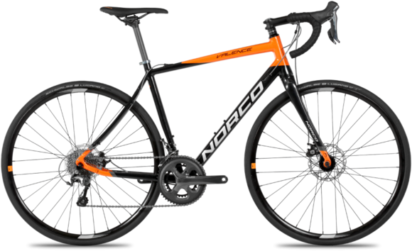 Norco Valence Disc A Tiagra Color: Orange/Black