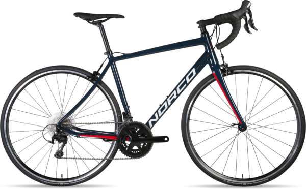Norco Valence Aluminum 105 Color: Navy Blue
