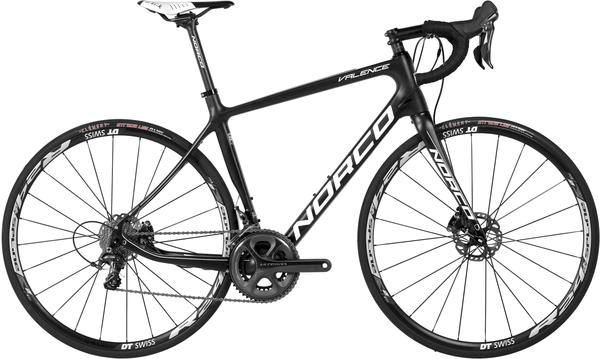 Norco Valence C Disc Ultegra Color: UD Carbon/ White